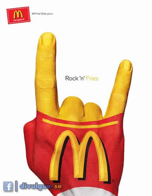 Mc Donalds McFries