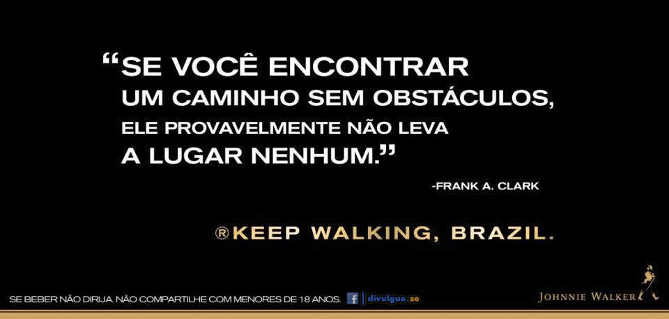 Keep walking...