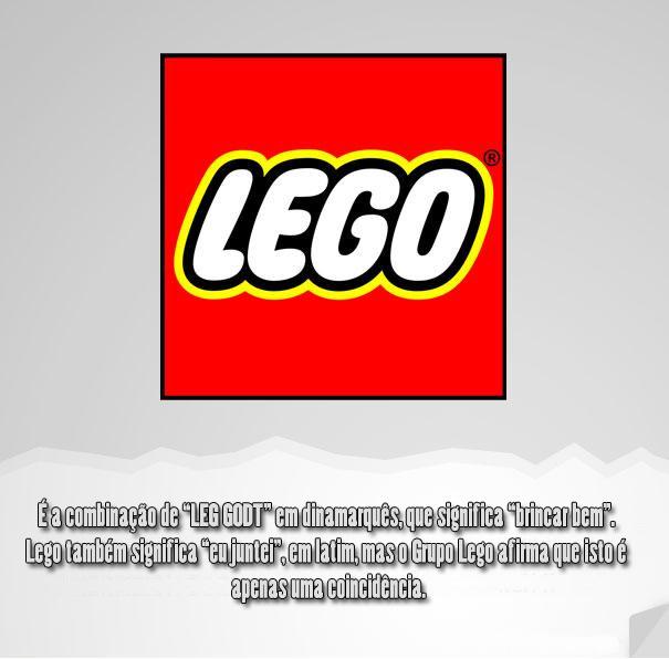 Qual a origem do nome Lego ?